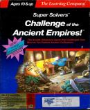Caratula nº 250315 de Super Solvers: Ancient Empires (a.k.a. Challenge of The Ancient Empires) (800 x 1076)