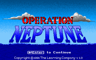 Pantallazo de Super Solvers: Operation Neptune para PC