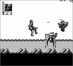 Pantallazo de Super Star Wars: Return of the Jedi para Game Boy