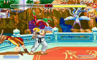 Pantallazo de Super Street Fighter II Turbo para PC
