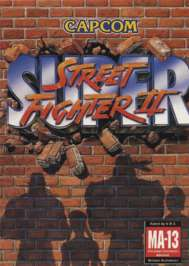 Caratula de Super Street Fighter II para PC