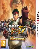 Carátula de Super Street Fighter IV 3D Edition