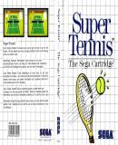 Carátula de Super Tennis