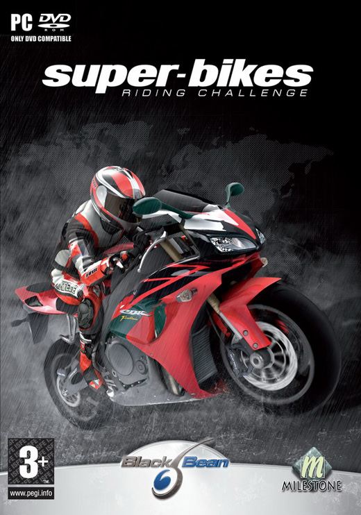 Caratula de Super-Bikes Riding Challenge para PC