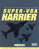 Caratula nº 250491 de Super-VGA Harrier (463 x 599)