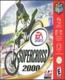 Carátula de Supercross 2000