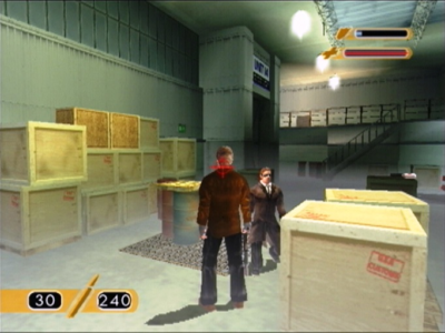 Pantallazo de Superdetective en Hollywood para PlayStation 2