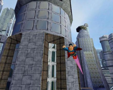 Pantallazo de Superman: The Man of Steel para Xbox