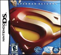 Caratula de Superman Returns: The Video Game para Nintendo DS