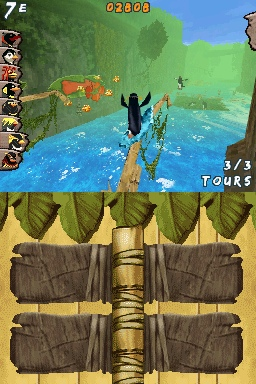Pantallazo de Surf's Up para Nintendo DS
