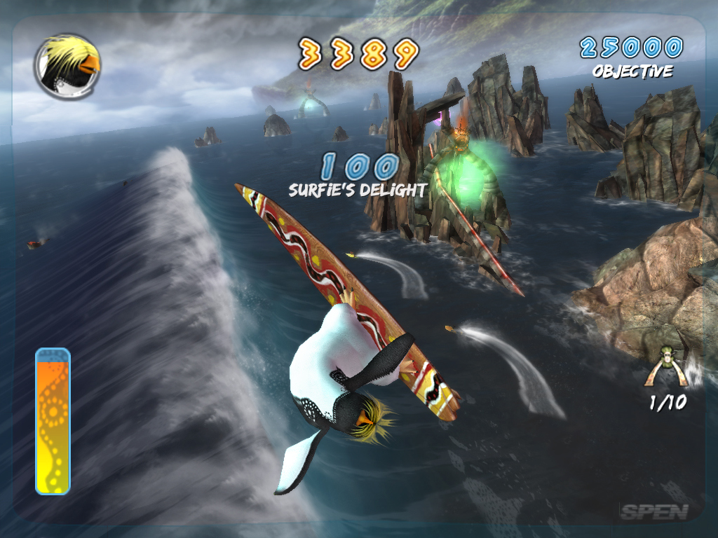 Pantallazo de Surf's Up para PlayStation 2