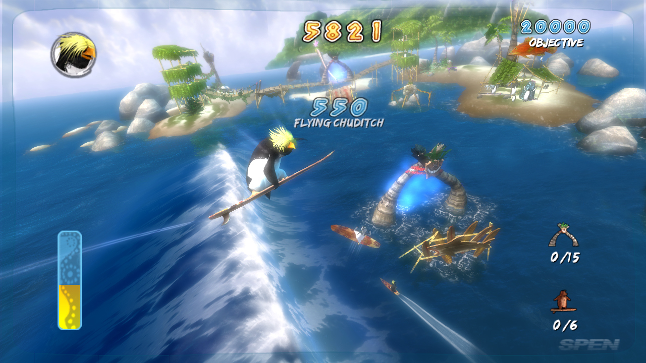 Pantallazo de Surf's Up para PlayStation 3