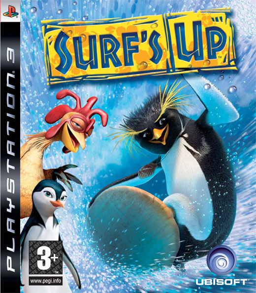 Caratula de Surf's Up para PlayStation 3