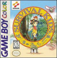Caratula de Survival Kids para Game Boy Color