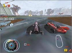 Pantallazo de Swamp Buggy Racing para PC