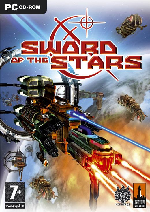 Caratula de Sword of the Stars para PC