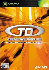 Caratula de TD Overdrive: The Brotherhood of Speed para Xbox