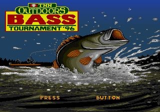Pantallazo de TNN Outdoors Bass Tournament '96 para Sega Megadrive