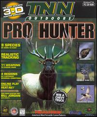 Caratula de TNN Outdoors Pro Hunter para PC