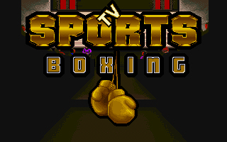Pantallazo de TV Sports Boxing para PC
