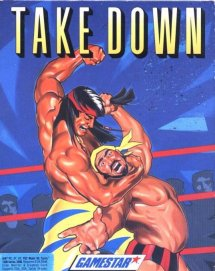 Caratula de Take Down para PC