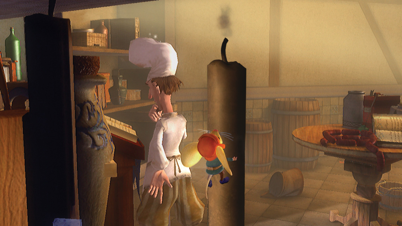 Pantallazo de Tale of Despereaux, The para PC