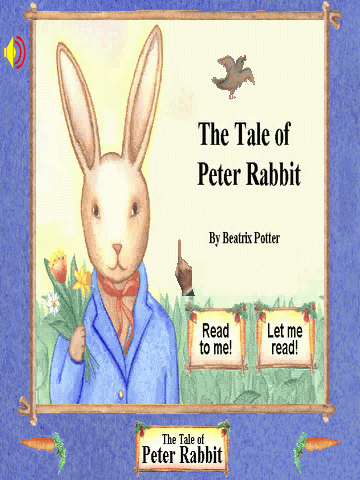 Pantallazo de Tale of Peter Rabbit para PC