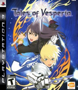Caratula de Tales Of Vesperia para PlayStation 3