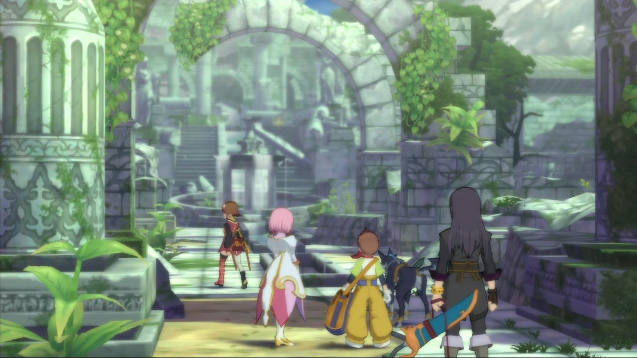 Pantallazo de Tales Of Vesperia para PlayStation 3