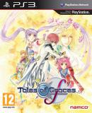 Carátula de Tales of Graces F