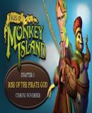 Carátula de Tales of Monkey Island - Chapter 5: Rise of the Pirate God