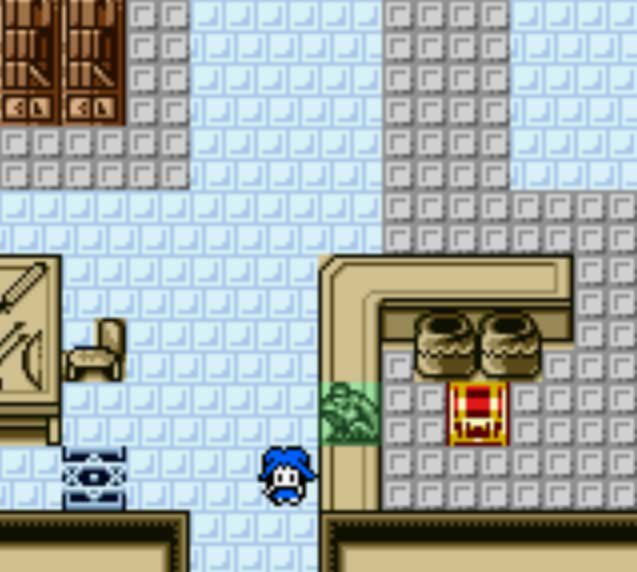 Pantallazo de Tales of Phantasia - Narikiri Dungeon para Game Boy Color