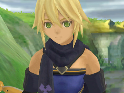 Pantallazo de Tales of Symphonia: Dawn of the New World para Wii