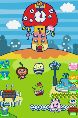 Pantallazo de Tamagotchi Connection: Corner Shop 3 para Nintendo DS