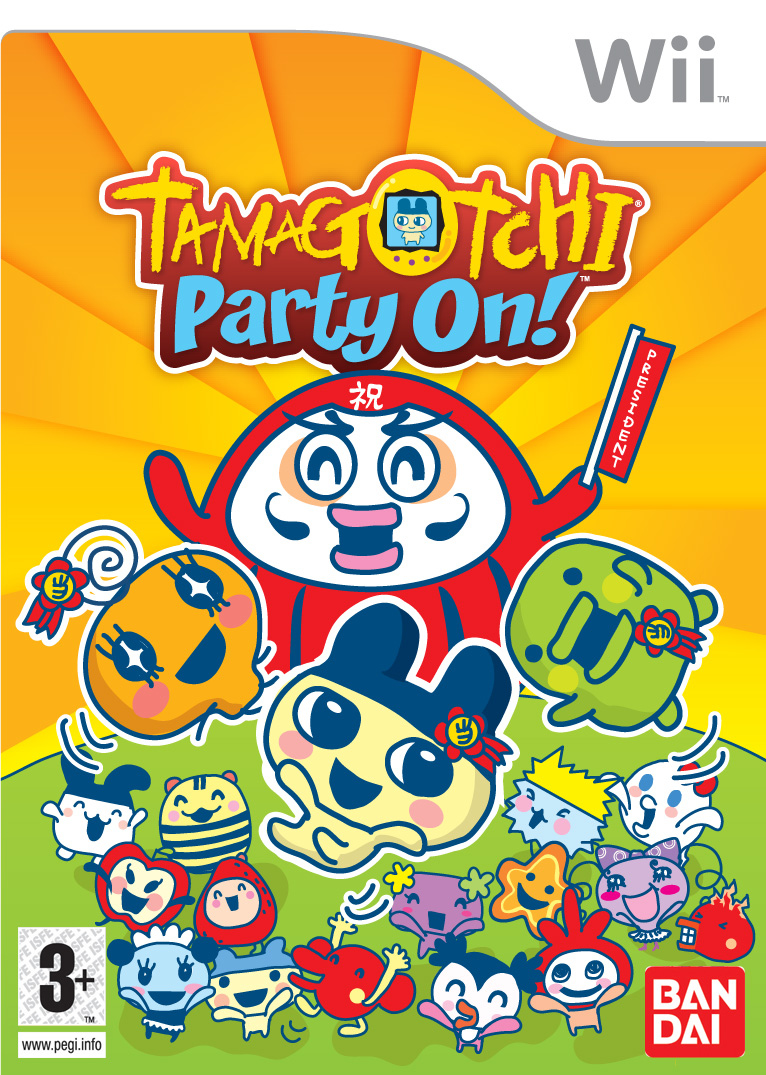 Pantallazo de Tamagotchi Party On! para Wii