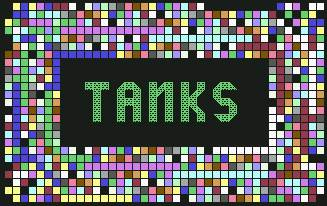 Pantallazo de Tanks para Commodore 64