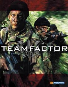 Caratula de Team Factor para PC