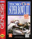 Caratula nº 30601 de Tecmo Super Bowl III: Final Edition (200 x 278)