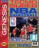 Caratula nº 30607 de Tecmo Super NBA Basketball (200 x 282)