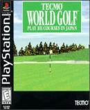 Carátula de Tecmo World Golf