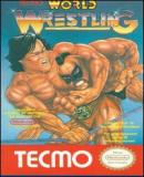 Carátula de Tecmo World Wrestling