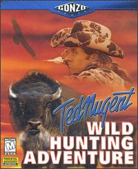 Caratula de Ted Nugent: Wild Hunting Adventure para PC