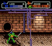Pantallazo de Teenage Mutant Ninja Turtles: The Hyperstone Heist para Sega Megadrive