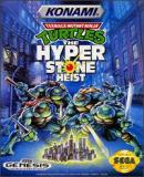 Carátula de Teenage Mutant Ninja Turtles: The Hyperstone Heist