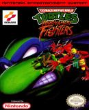 Caratula nº 252440 de Teenage Mutant Ninja Turtles: Tournament Fighters (657 x 900)