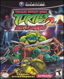 Carátula de Teenage Mutant Ninja Turtles 2: Battlenexus