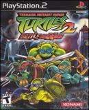Carátula de Teenage Mutant Ninja Turtles 2