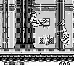 Pantallazo de Teenage Mutant Ninja Turtles II: Back From The Sewers para Game Boy