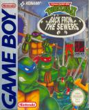 Carátula de Teenage Mutant Ninja Turtles II: Back From The Sewers