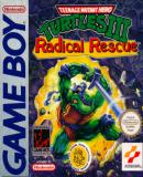Carátula de Teenage Mutant Ninja Turtles III: Radical Rescue